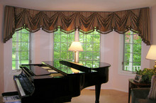 bay window valance